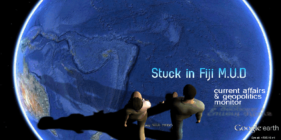 Stuck in Fiji M.U.D
