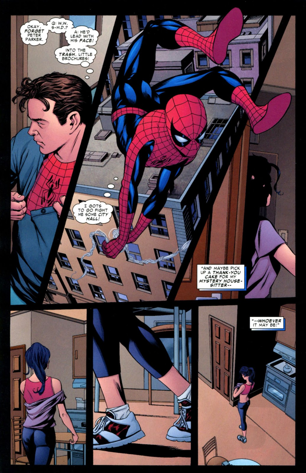 Amazing Spider Man Death And Hookup