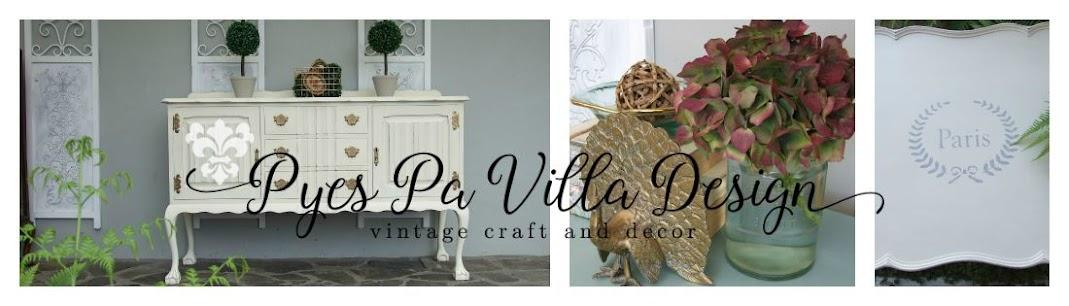 Pyes Pa Villa Design