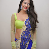Daksha Nagarkar Hot Photo Gallery in Half Saree at Ak Rao Pk Rao Audio Launch CelebsNext (79)
