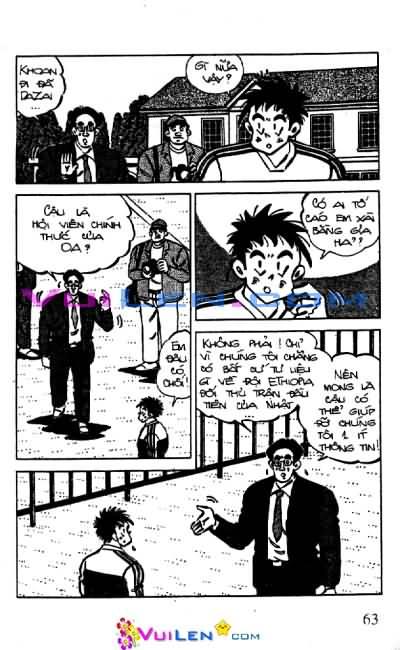 Jindodinho - Đường Dẫn Đến Khung Thành III Tập 63 page 63 Congtruyen24h