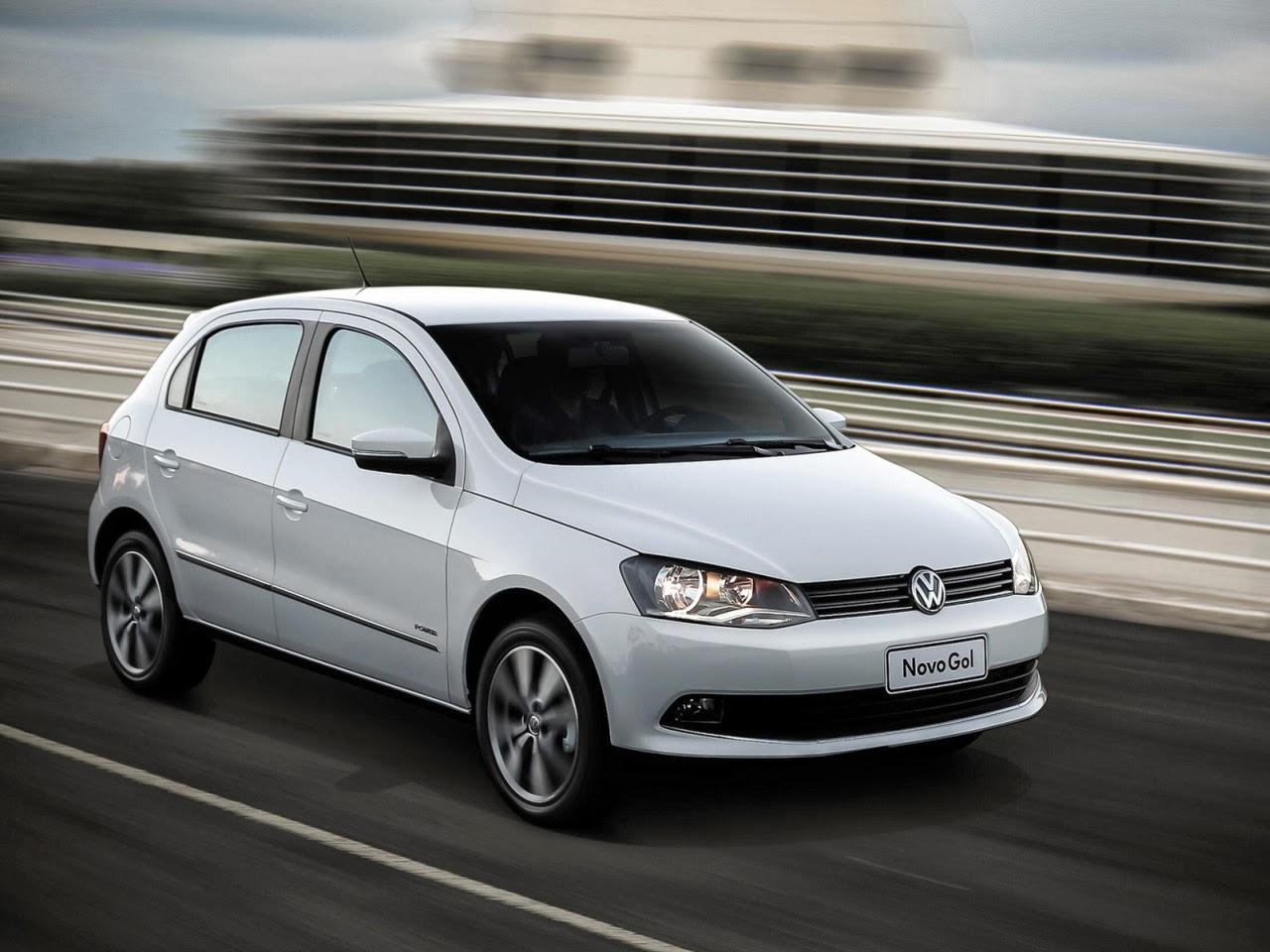 Motor Volkswagen Gol 2014