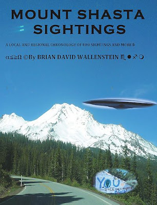 Mount Shasta Sightings By Brian David Wallenstein