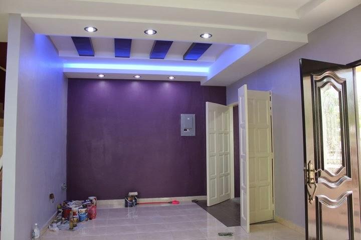 Comfort House Trading Plaster Ceiling Design