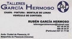 TALLERES GARCIA HERMOSO