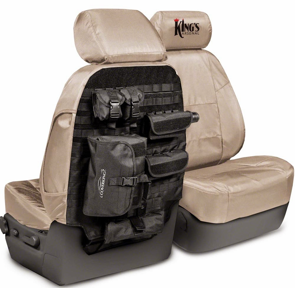 Custom  Jeep  tactical seat covers