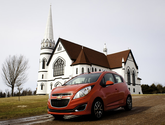 2013 Chevrolet Spark Indian River Church PEI