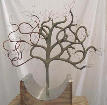 Restless rocks tree of life and buttermilk falls for How to make a wire tree of life sculpture