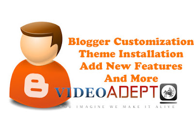 Blogger Customization