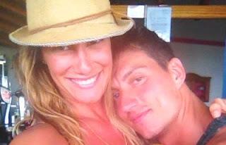 Luca Terracciano fidanzato Valentina foto