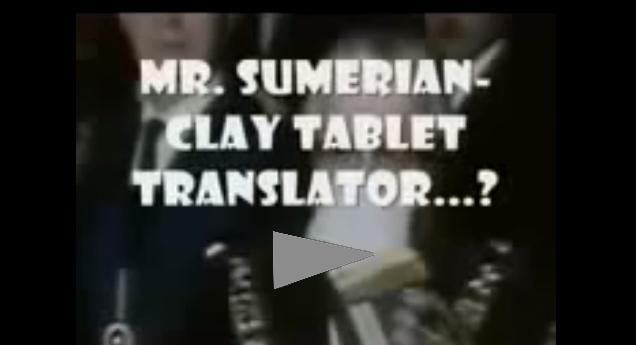 ¿Zecharia Sitchin era un impostor? Crítica abierta Mr+Sumerian+translator+2