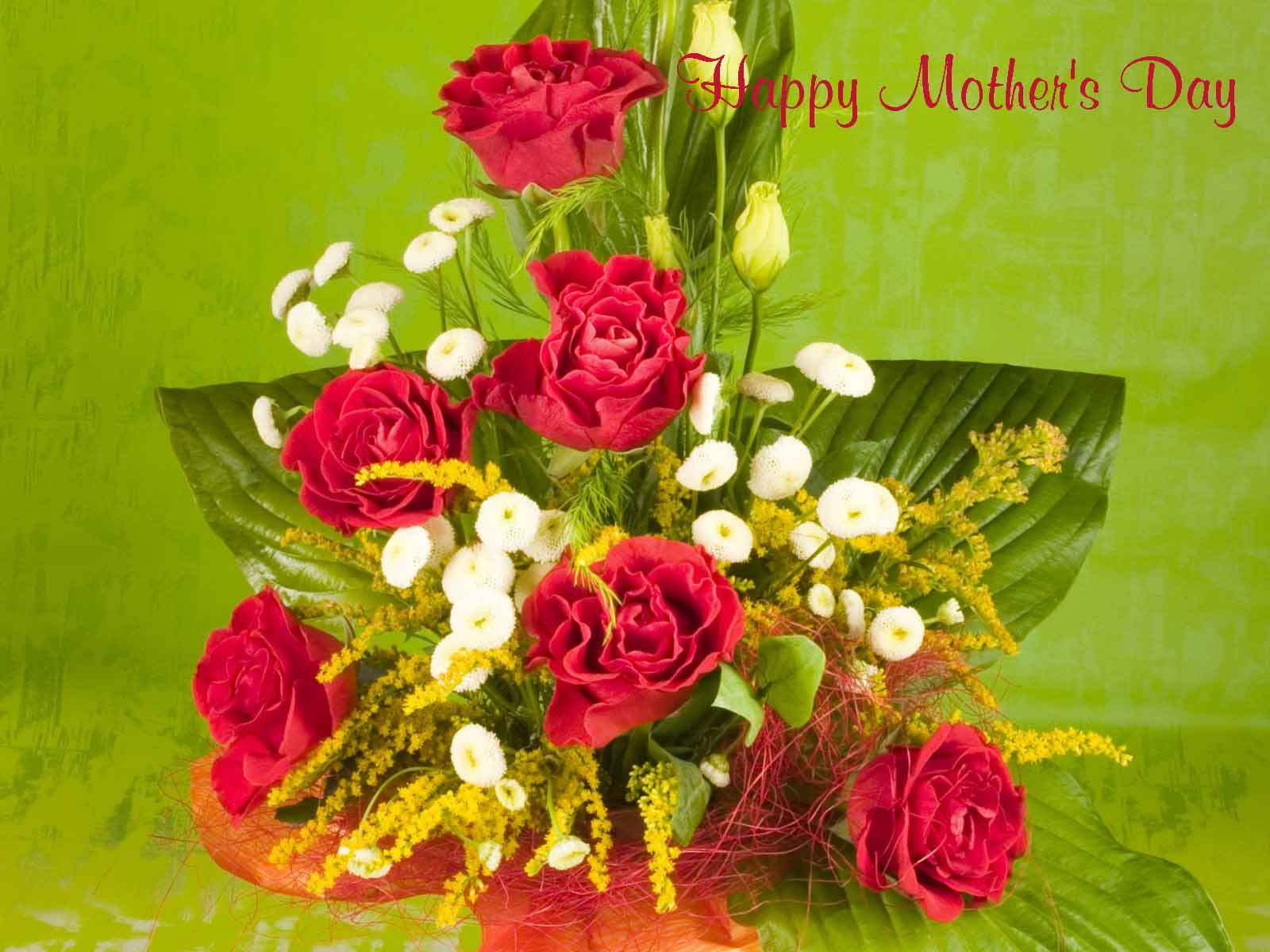 Mothers Day Beautiful Flower Background Wallpapers