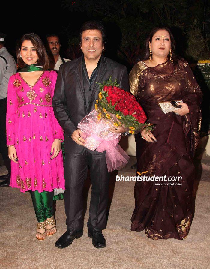 govinda and sunita wedding picture shadi pictures