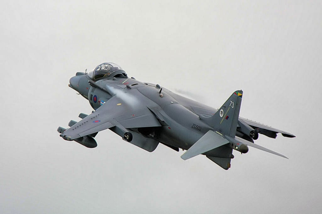 Harrier Jump Jet Pics