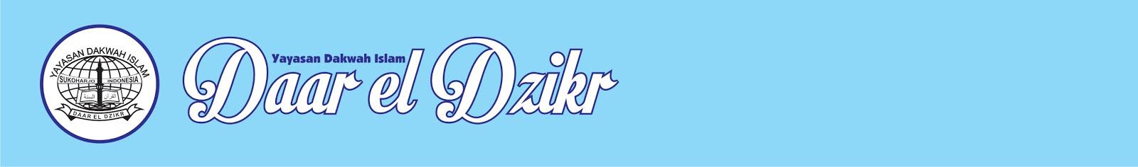 YAYASAN DAKWAH ISLAM DAAR EL DZIKR