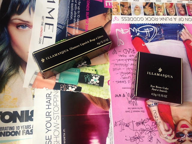 Illamasqua  packaging