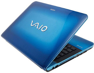 harga laptop sony vaio november 2012