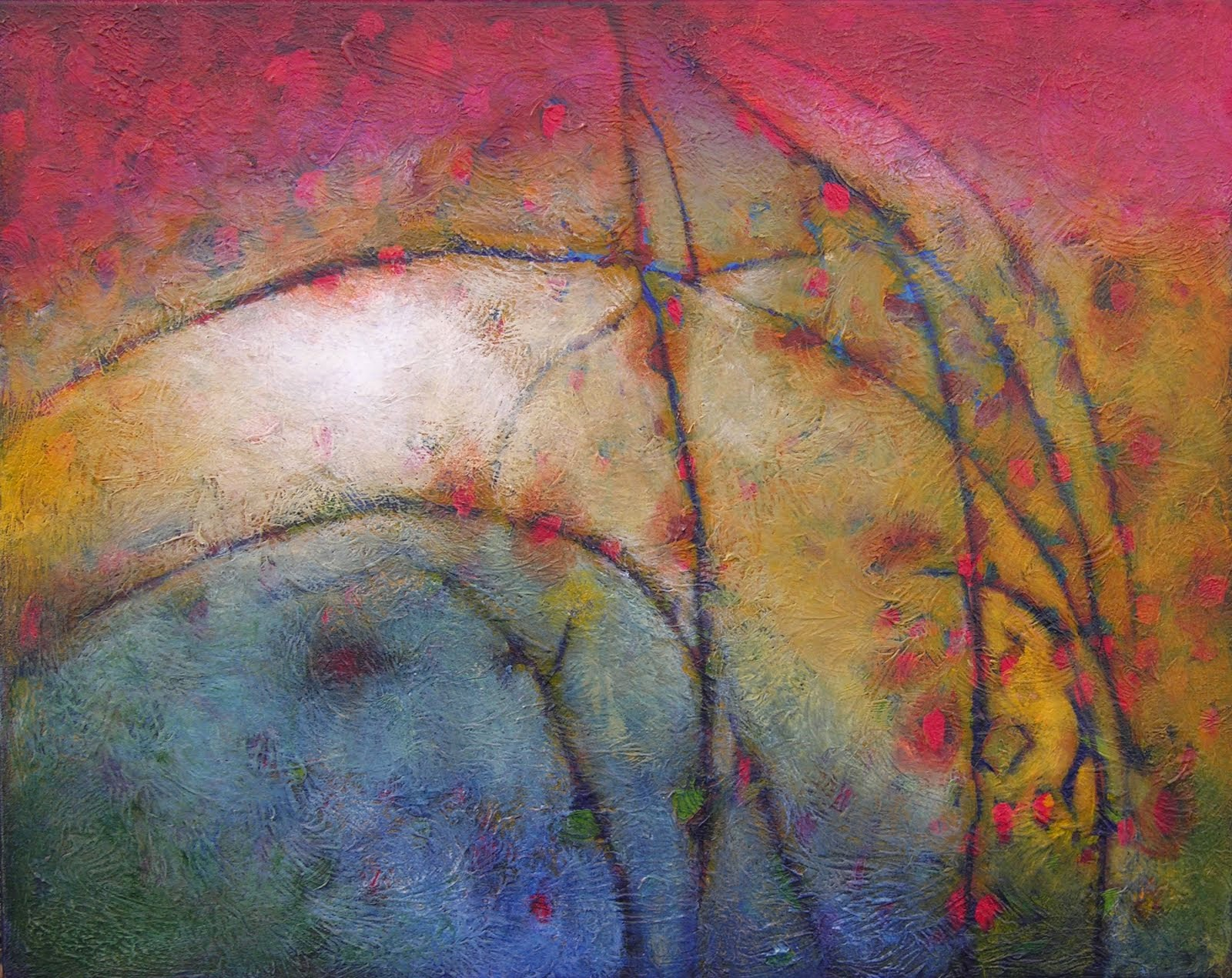 Autumn Dance (sold)