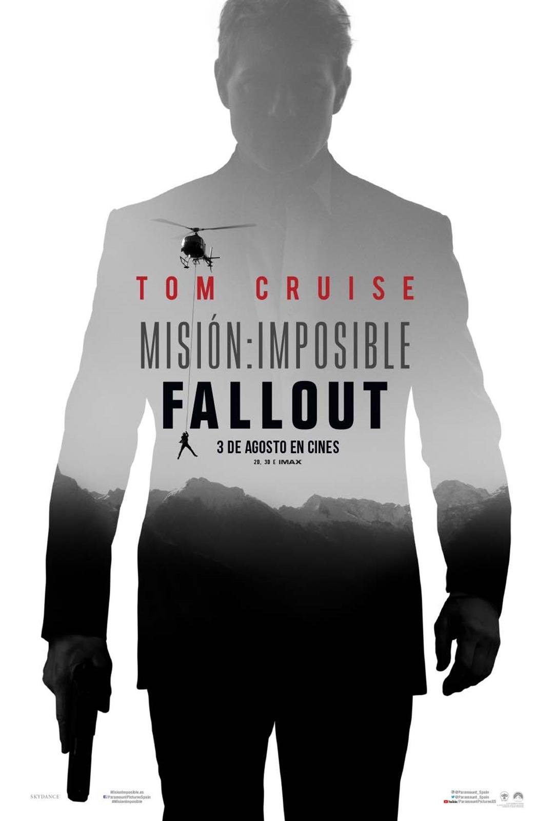 Misión: Imposible Fallout (03-08-2018)
