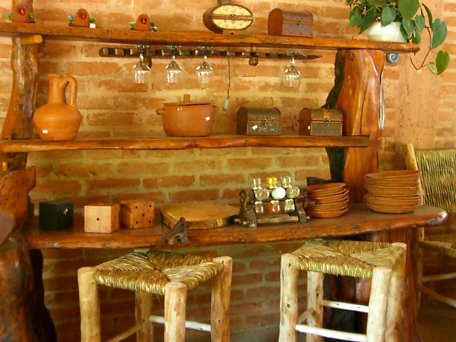 Coisas e mymos decora o rustica for Adornos para casas rusticas