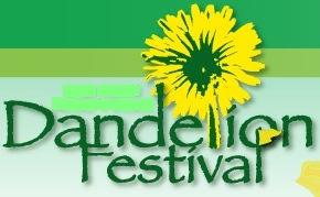 Dandelion Festival Logo