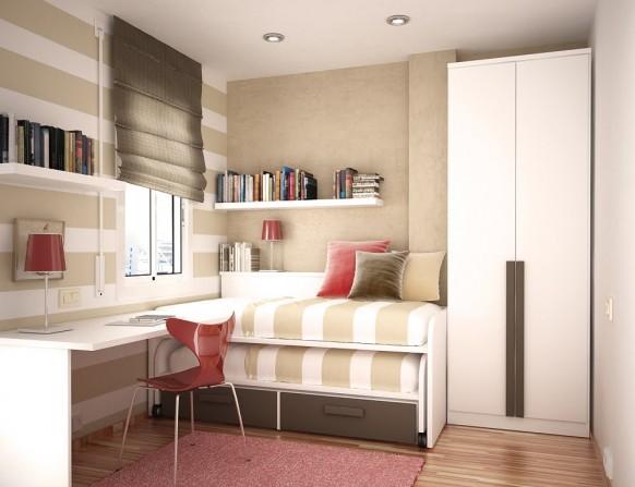 Galeri ide Furniture Kayu Kamar Tidur yang bagus