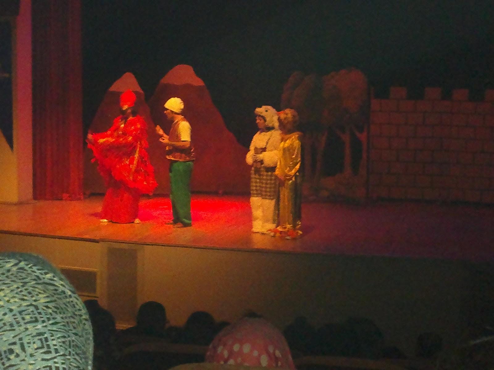 çocuk tiyatrosu oyunları