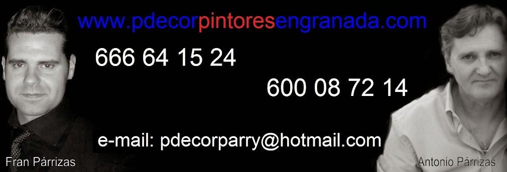 Pintores en Granada P.DECOR