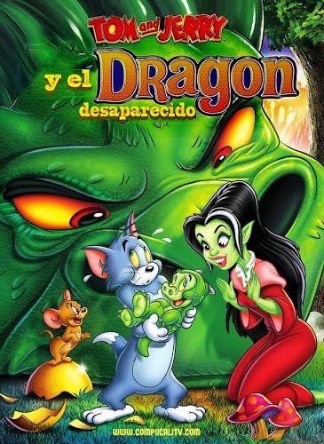 Tom y Jerry y el Dragón Desaparecido DVDRip Latino
