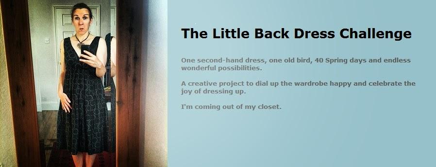 The Little Black Dress Challenge