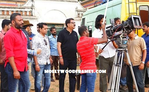 Priyadarshan's 'Aamayum Muyalum' movie starts rolling