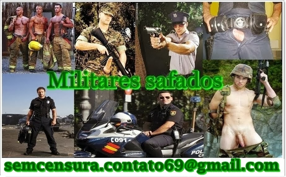 Militares Safados