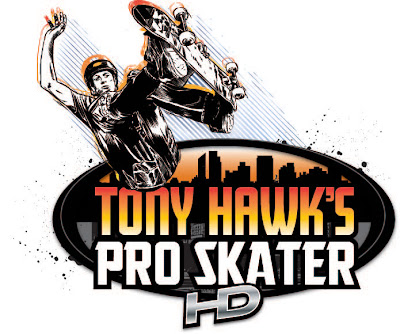 Tony Hawk's Pro Skater HD Logo - We Know Gamers