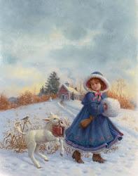 Invierno azul