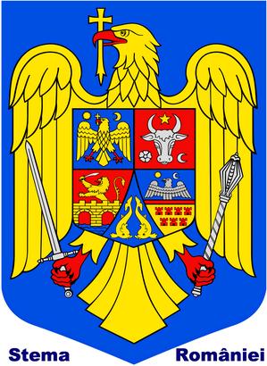 Simboluri naţionale.Stema Romaniei