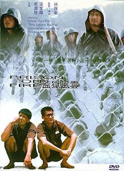 Ngục Tù Phong Vân - Prison On Fire (1987) Poster