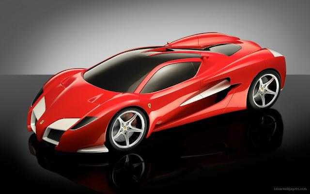 Ferrari Dark Concept