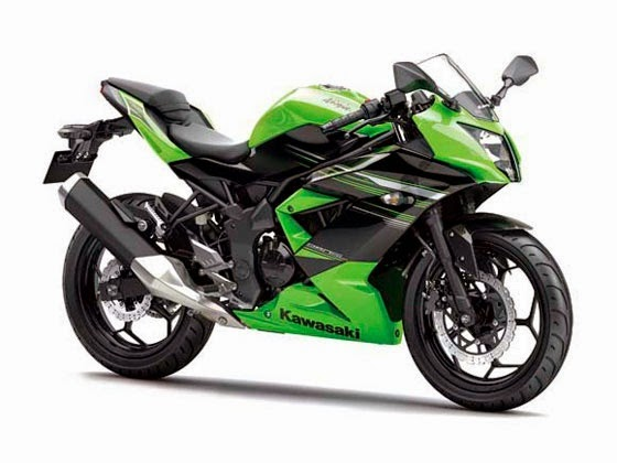 All New 2014 Kawasaki Ninja 250Sl Reviews