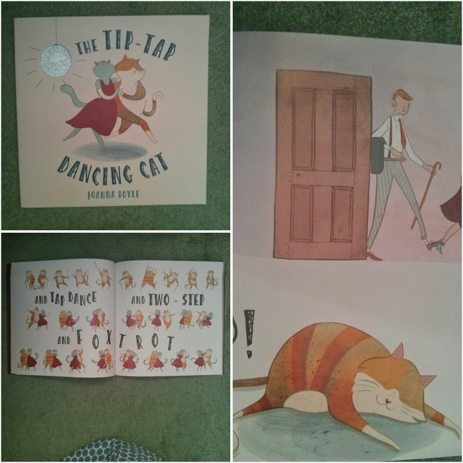 The Tip-Tap Dancing Cat book review