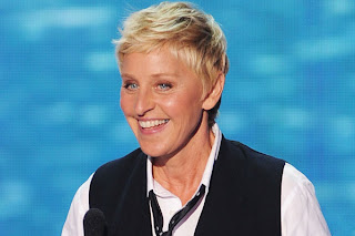 Ellen DeGeneres Well After Chest Pain