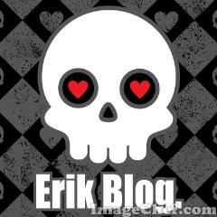 erik blog