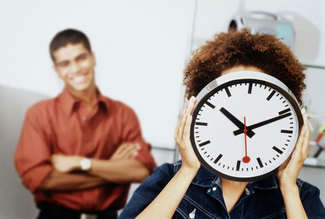 YOUR PERCEPTION OF TIME DEPENDS ON YOUR GENDER