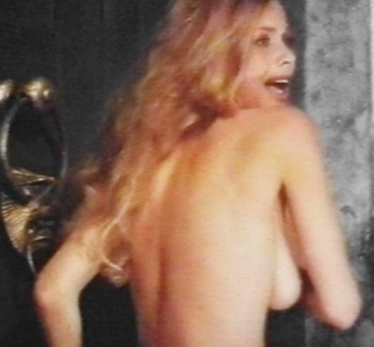 Blackman Nude