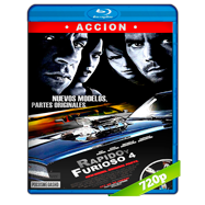 Rápidos y furiosos (2009) BRRip 720p Audio Dual Latino-Ingles