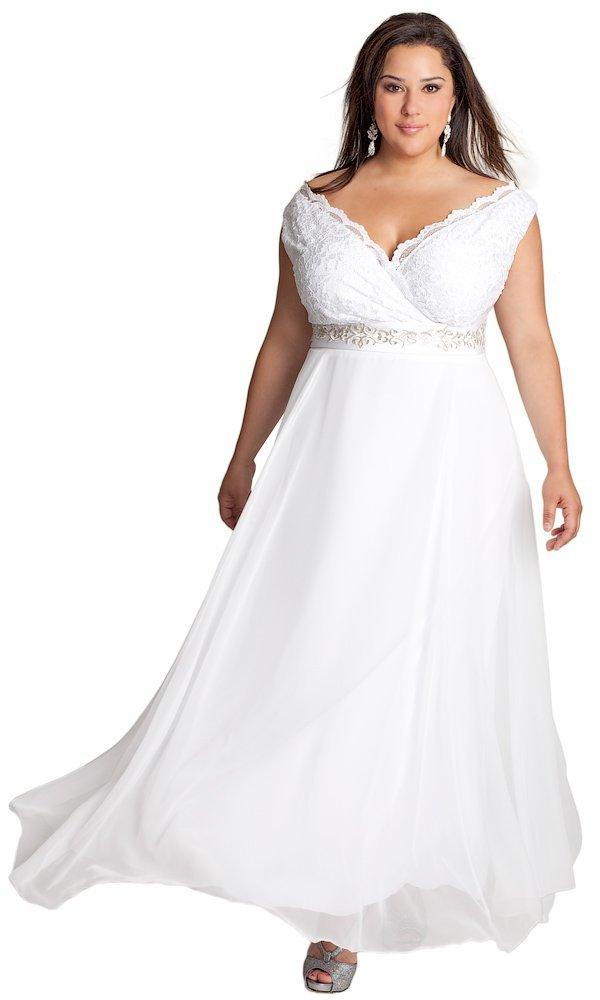 Fashion For The Curvy Girl Igigi Wedding Dresses