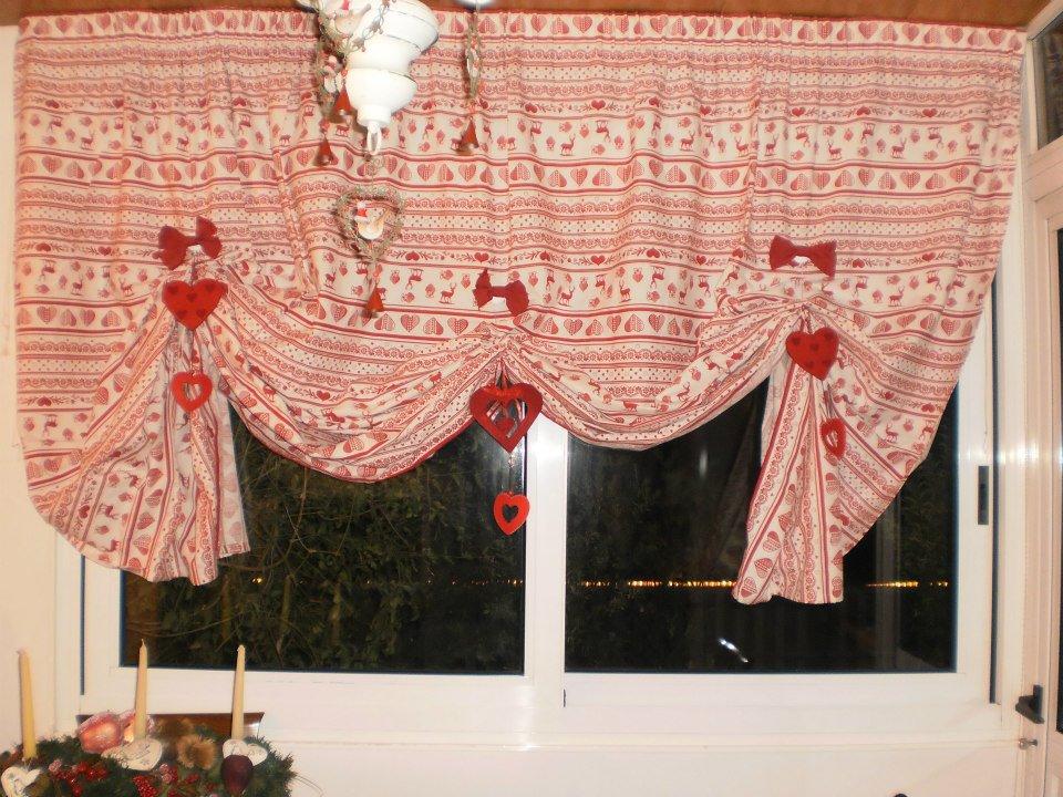 Tende Country Natalizie : Tende di natale prev tende on line su misura with tende di natale