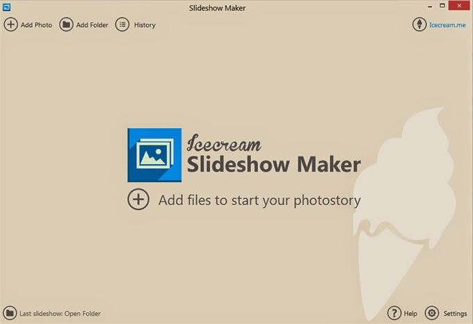 IceCream Slideshow Maker v1.12 Full Free Download