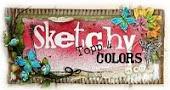 Wyróżniona na Sketchy Colors poraz drugi :)