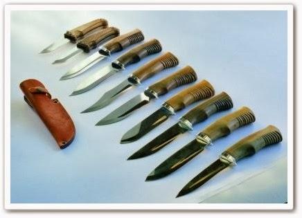 онлайн видеоурок Как заточить нож правильно