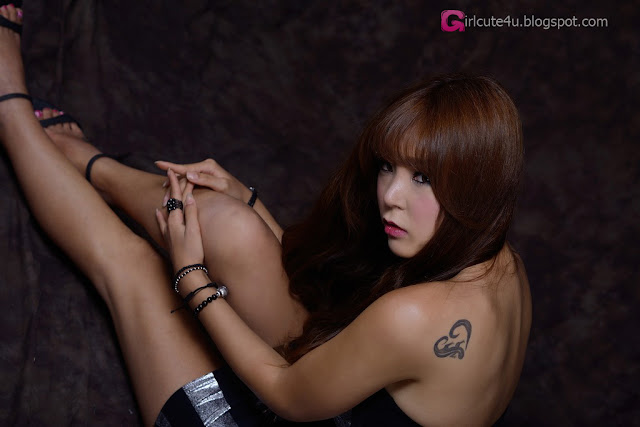 6 Gorgeous Han Soul - very cute asian girl - girlcute4u.blogspot.com